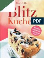 Blitz Kuchen