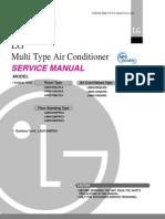 LG aircon - Service manual