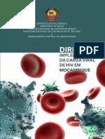Directriz de Implementação de Carga Viral de HIV em Moçambique
