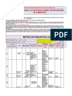 Matriz de requisotos legales - sumical