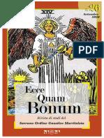 Ecce Quam Bonum 26