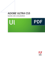 Manual de Adobe Ultra CS3