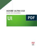 Manual de Adobe Ultra CS3