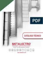 CATALOGO METALECTRO 2020