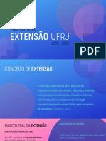 Extensão 2019-2022 Apresentação CONSUNI