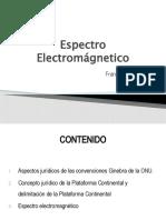 Espectro Electromagnetico FDP[16506]
