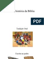 Uma história da Bíblia