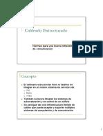 ELEMENTOS DEL CABLEADO ESTRUCTURADO