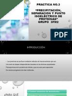 Reacciones de proteínas y aminoácidos II