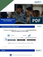 3.Charla en ciber-seguridad para el sector educativo