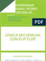 LogicaSecuencialFlipFlop