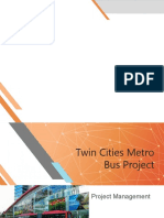 1Twin Cities Metro Bus Project PPT