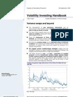 BNP Paribas Volatility Investing Handbook