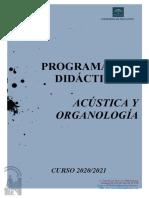 ACUSTICA ORGANOLOGIA 20-21