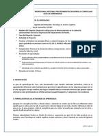 GUIA DE APRENDIZAJE NRO. UNO FICHA 2205725