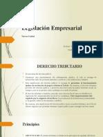 Legislación Empresarial Unidad 3