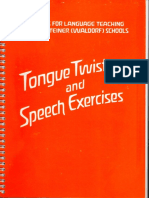 Tongue Twisters and Speech exercises.pdf