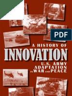 A History of Innovation