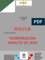 POSTER MINUTO DE DIOS