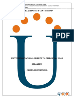 LIMITES Y CONTINUIDAD - CALCULO DIFERENCIAL.docx