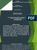 PRESENTACION INFORME MANEJO CONSERVACION DEL SUELO