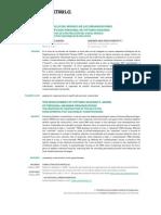 Desarrollo Del Modelo De Las OSP De Vittorio Guidano (Moltedo Y Nardi)