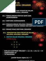 Bab10-Molekul-Molekul Organik