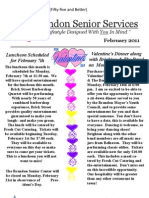 february newsletter2011