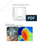 Determinación de fallas mediante análisis curva de la Bañera