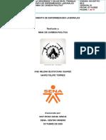 SG-SST-PC-0013 PROCEDIMIENTO REPORTE DE ENFERMEDADES LABORALES