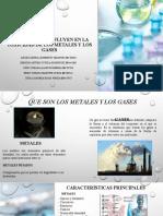 gases y metales presentacion