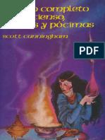 Libro Completo Del Incienso Aceites y Pócimas