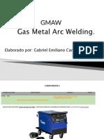proseso (GMAW)