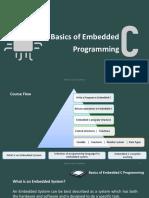 Basics of embedded C programming.pdf