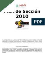 Plan de Seccion 2010