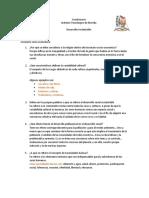 Cuestionario Escenario SocioEconomico