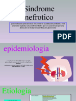 SINDROME NEFROTICO -2