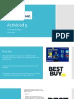 Actividad 9 Gestión de mercadotecnia digital