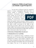 14. Contemporary-Ethico-Legal Issues From
