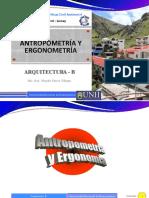 5. Antropometría y ergonometría