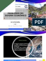 4. Problemas del sistema económico