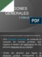 UNIDAD I. NOCIONES GENERALES