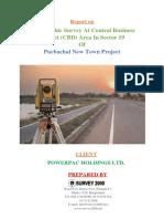 Final Survey Report for CBD_BUTM.pdf