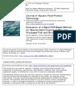 12_EvaluationofaRapidPCRBasedMethodforSpeciesIdentificationofRawandProcessedFishandShrimps_Rehbein.pdf