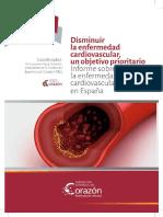 Disminuir la enfermedad cardiovascular, un objetivo prioritario