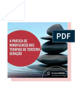 A pratica de mindfulness na terceira onda de terapias