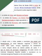 Apostila Legislação Aplicada ao SUS - EBSERH HC UFPR - Intensivão Aulas 07 a 10