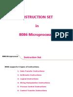 8086_Instruction Set