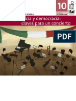 Aguilar Rivera, Jose Antonio. Transparencia