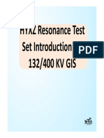 AC Resonence Test Set_800KV